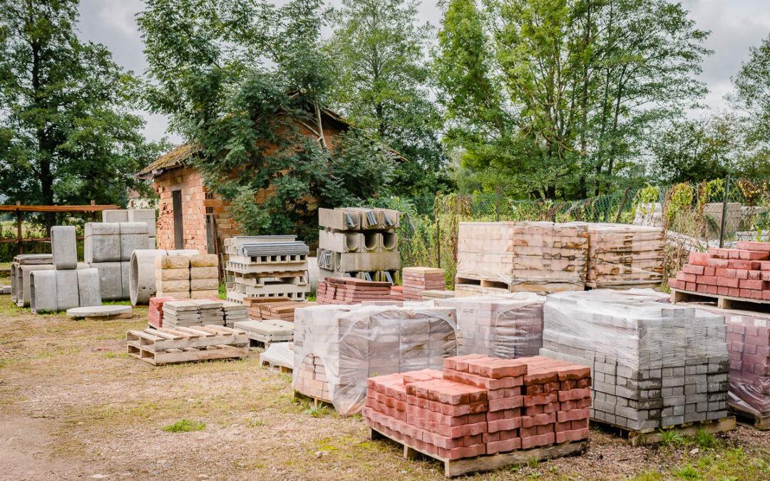 Matériaux de construction à Saint-Dié